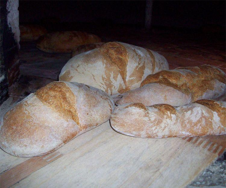 Elaboración de pan en Lugo