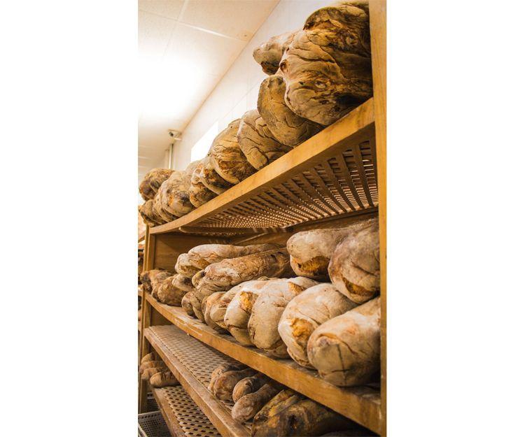 Panadería artesanal en Lugo