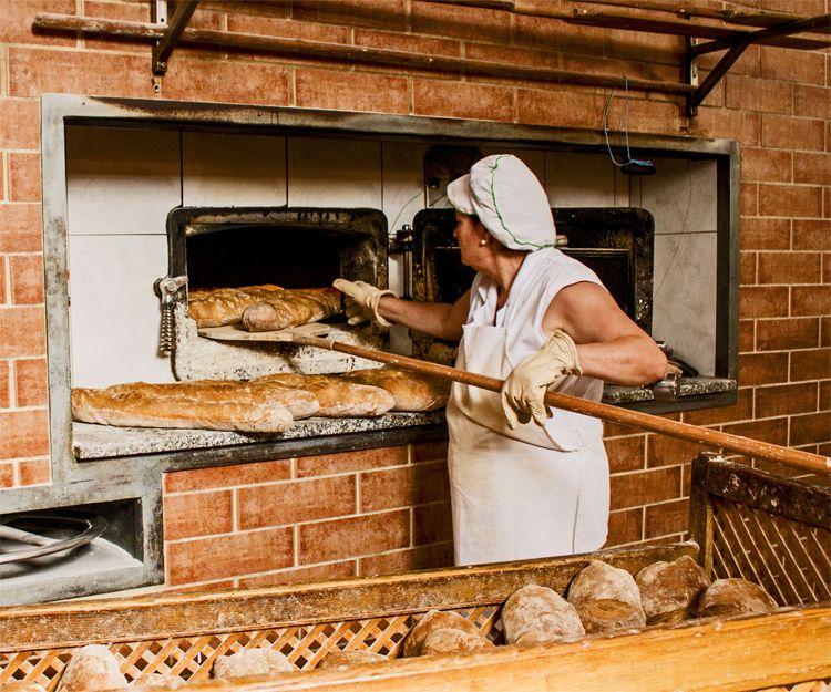Pan artesanal en Lugo
