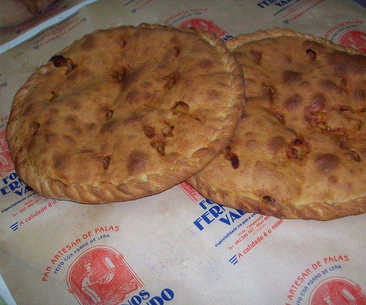 Empanadas artesanales en Lugo