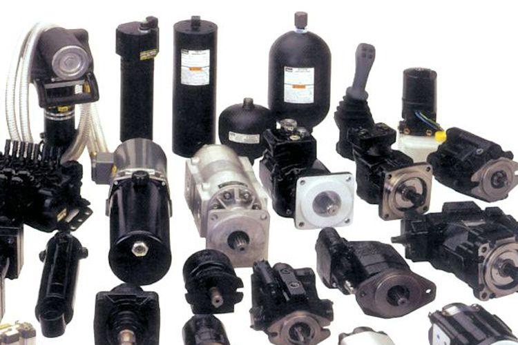 Piezas para maquinaría óleo hudráulica