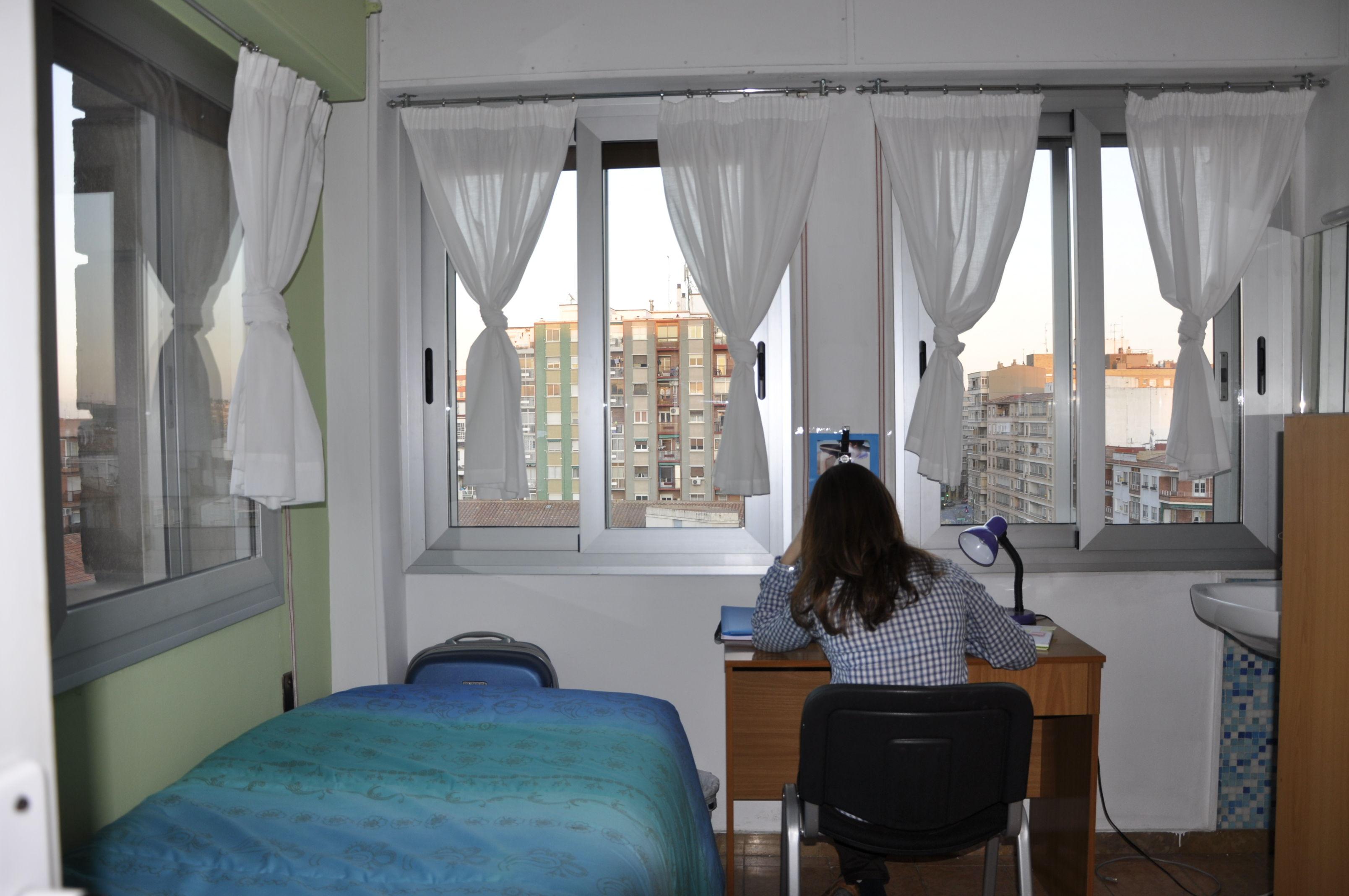 Foto 4 de Residencias de estudiantes en Zaragoza | Colegio Mayor Universitario Josefa Segovia