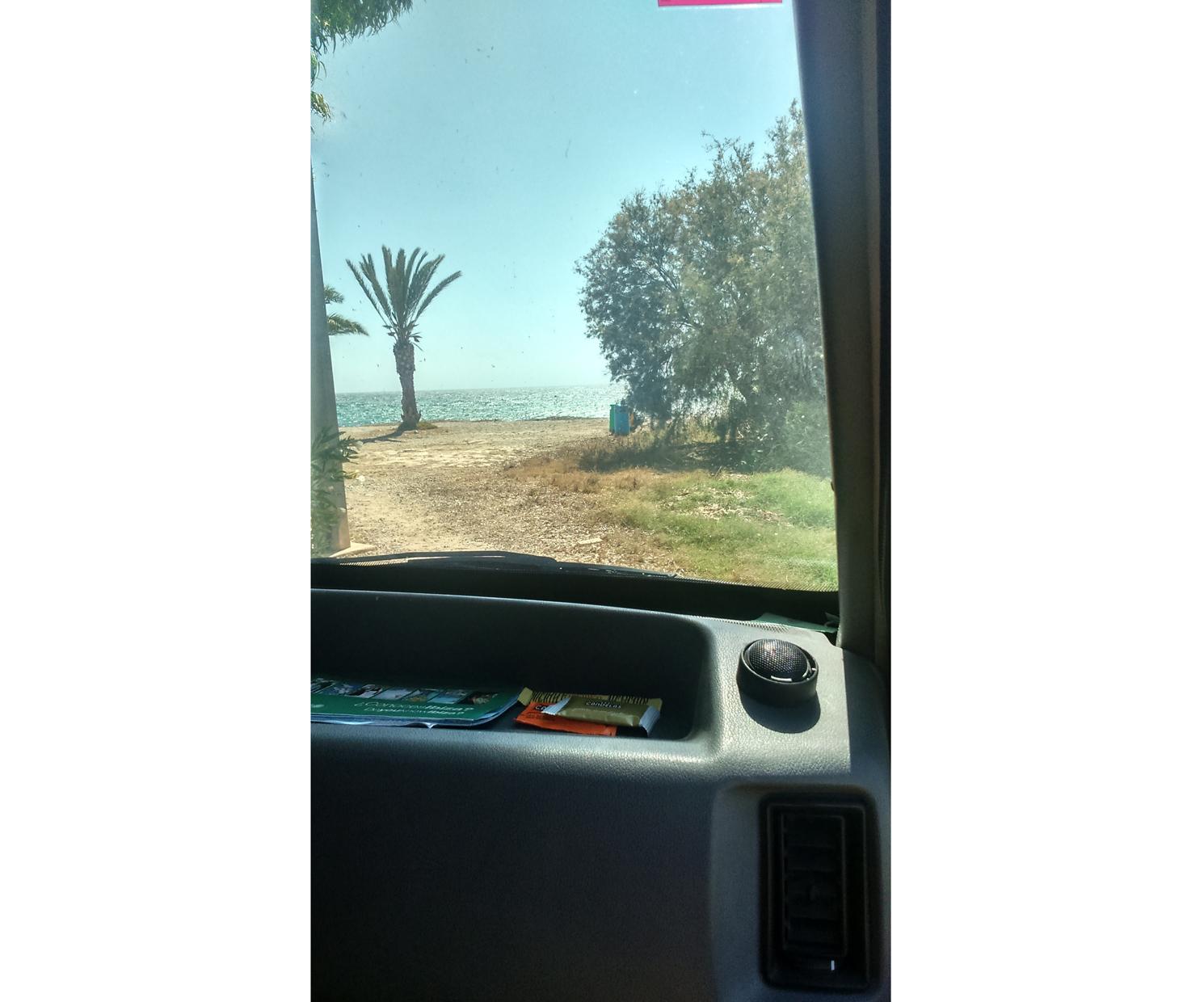 Furgonetas para vacaciones en Ibiza
