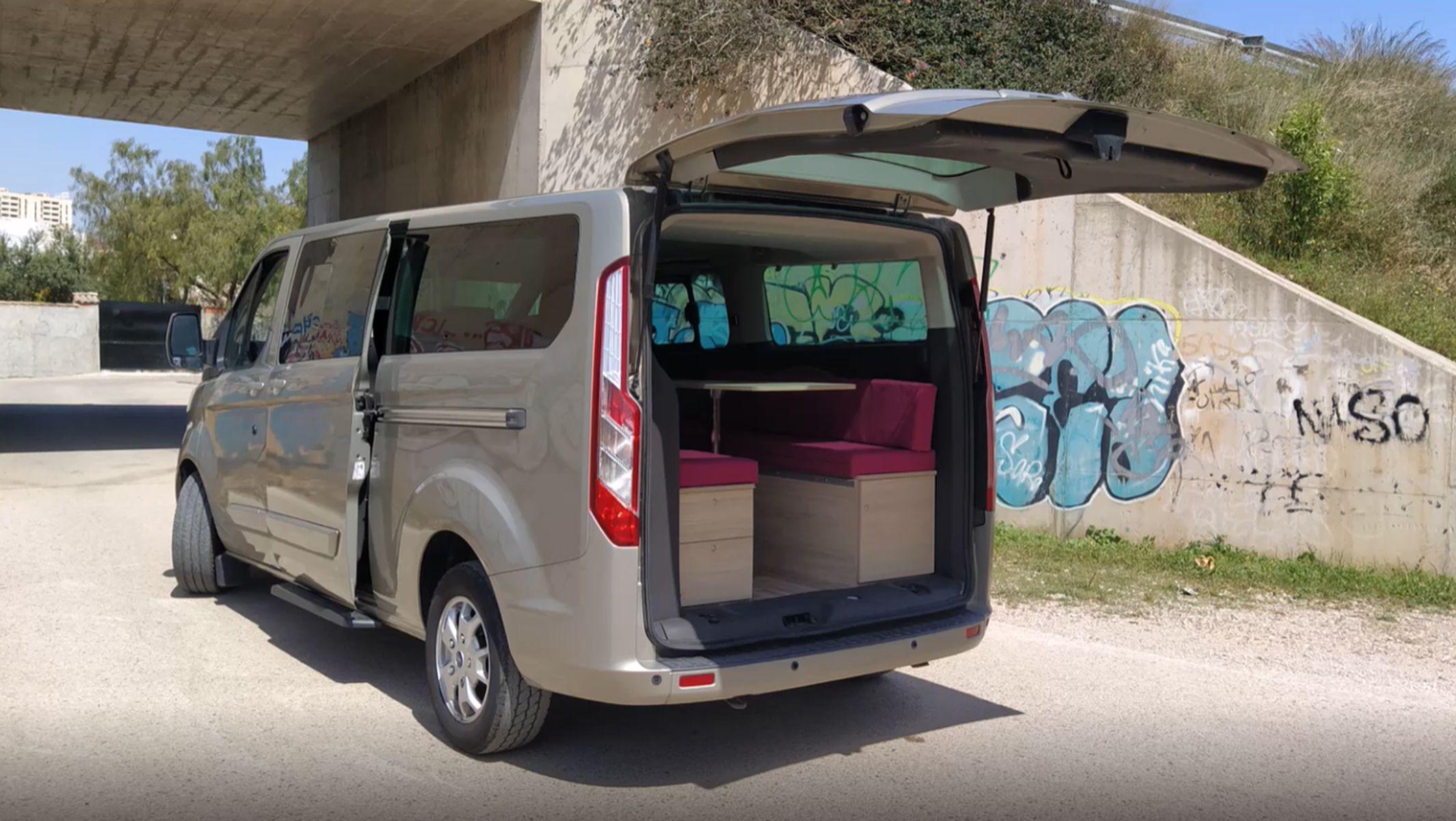 Foto 7 de Camperización y alquiler de furgonetas en Ibiza en    CamperIbiza