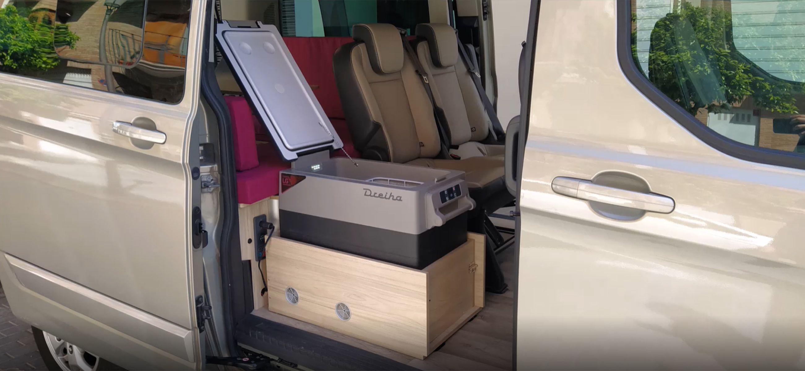 Foto 4 de Camperización y alquiler de furgonetas en Ibiza en    CamperIbiza