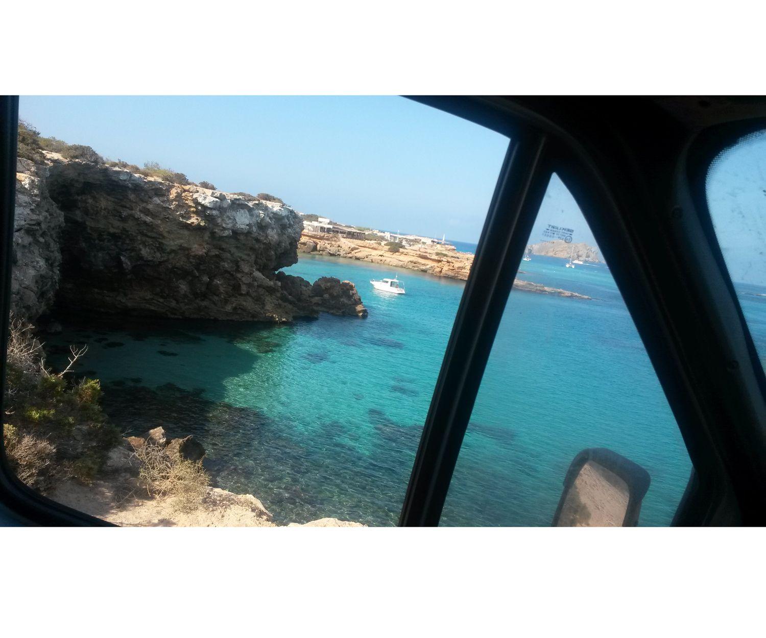 Furgonetas camperizadas en Ibiza