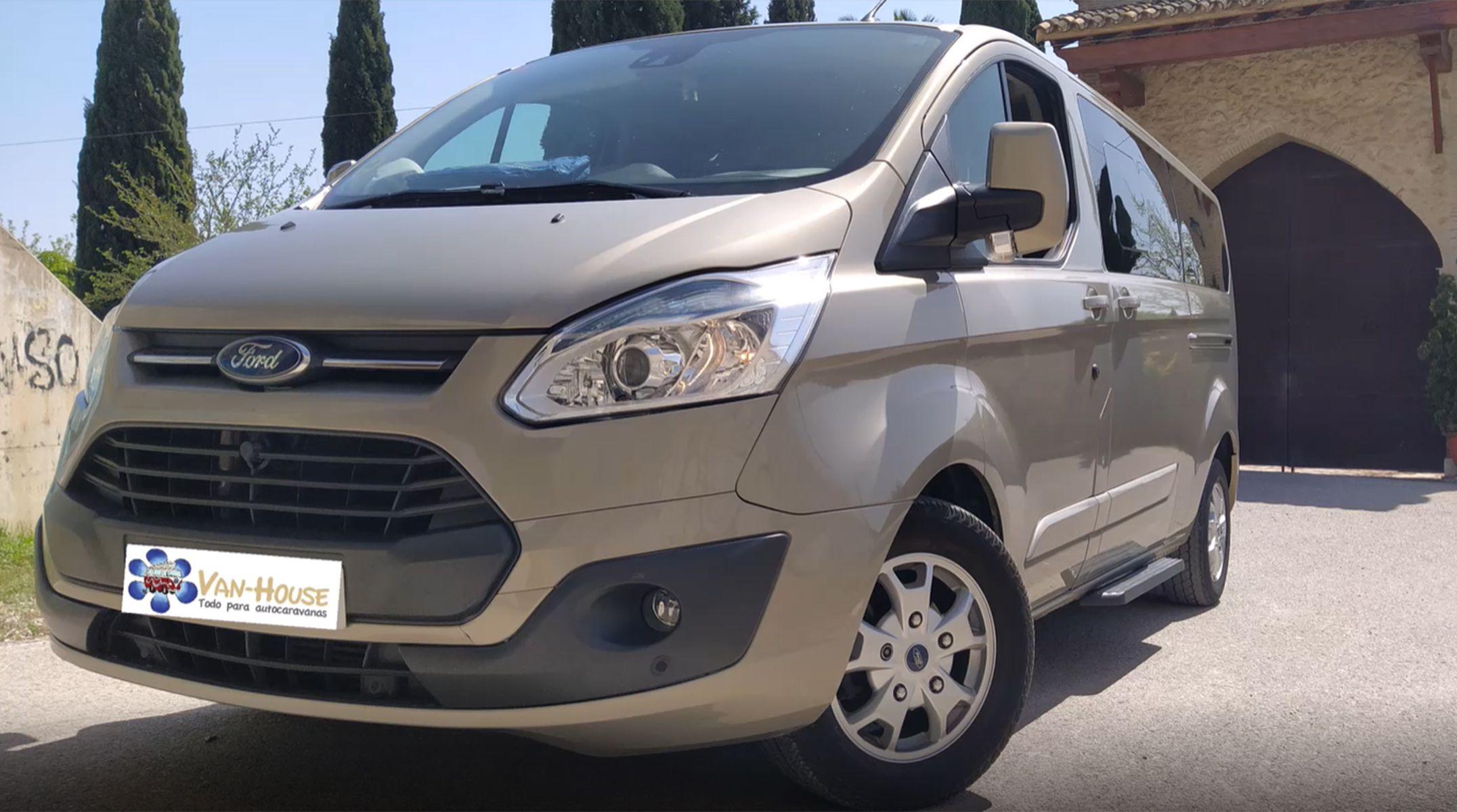 Foto 1 de Camperización y alquiler de furgonetas en Ibiza en  | CamperIbiza