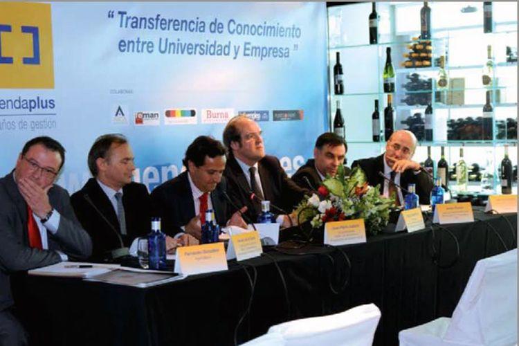 Transferencia de conocimiento entre la universidad y la empresa