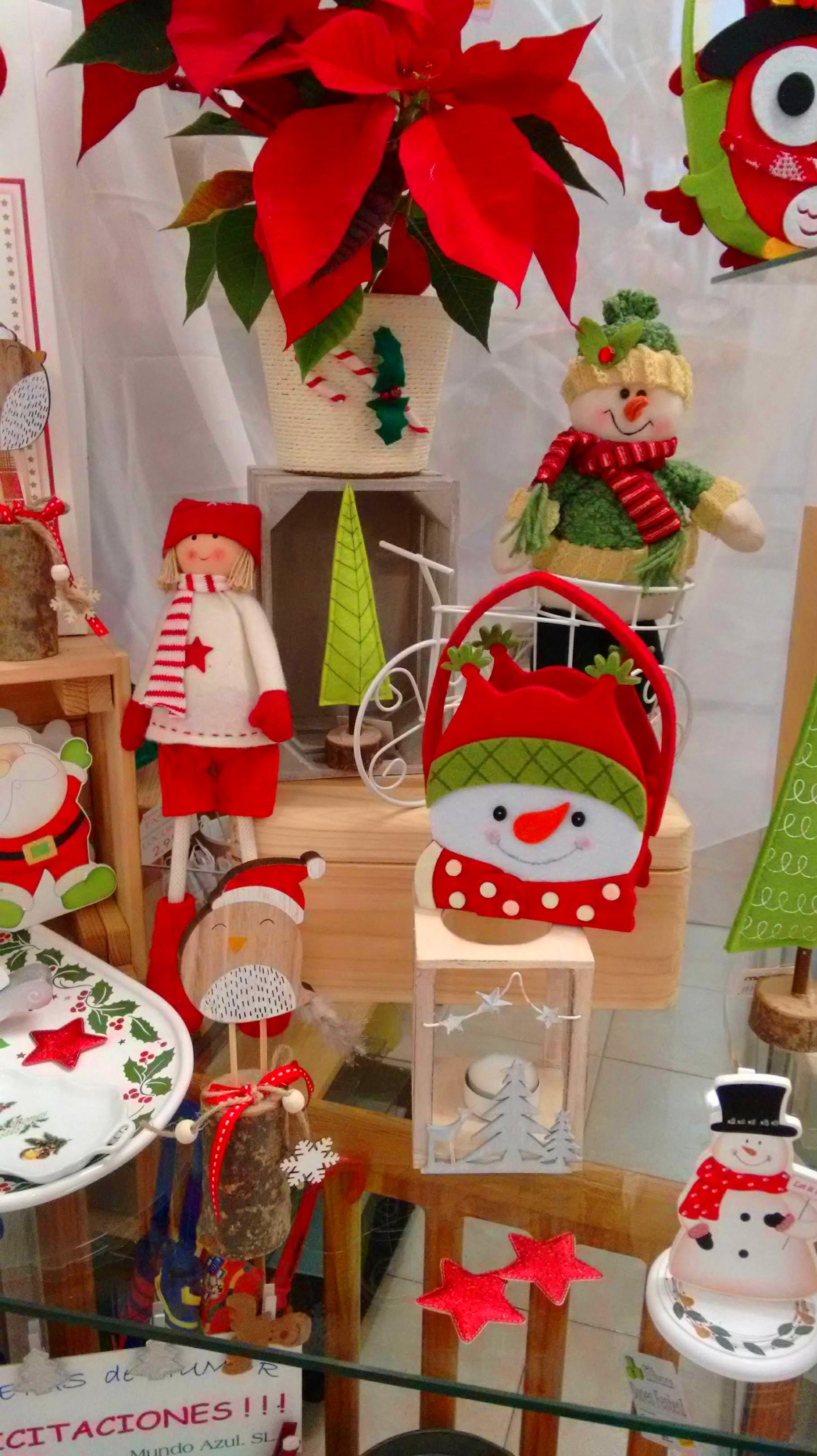 Decoración navideña: Productos de El Desván