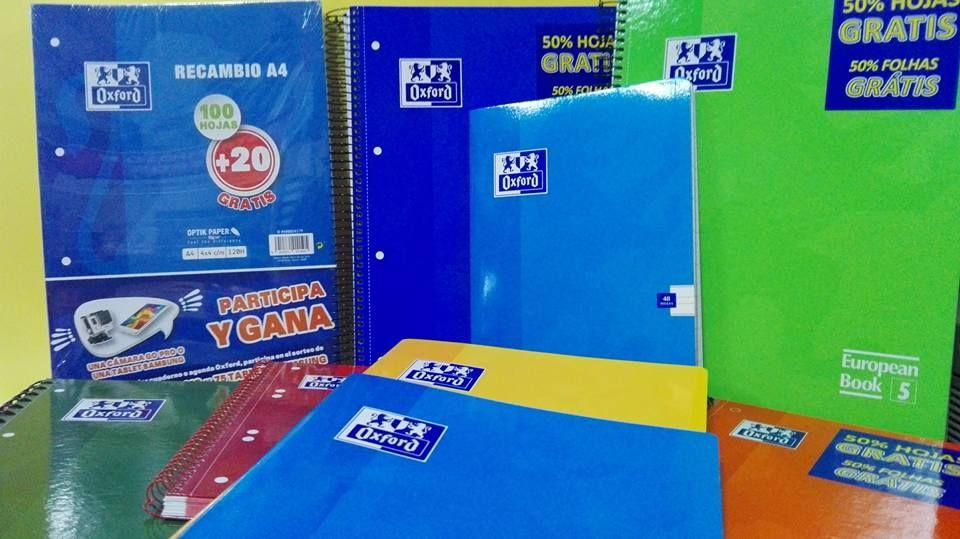 Material escolar en El Arenal, Mallorca