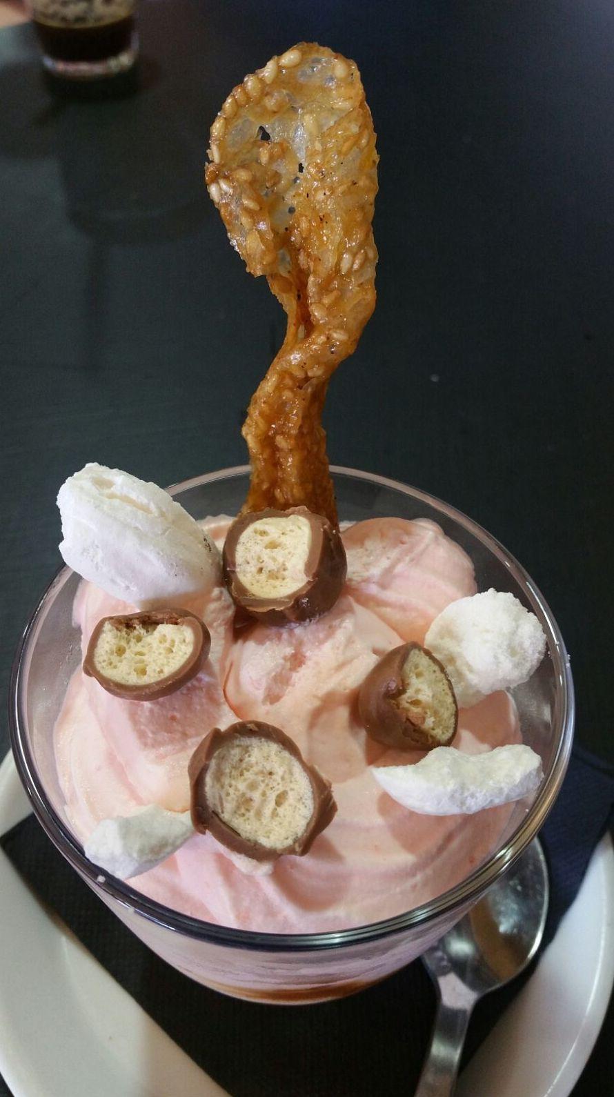 Polvitos uruguayos: Nuestros platos  de Restaurante La Ksona