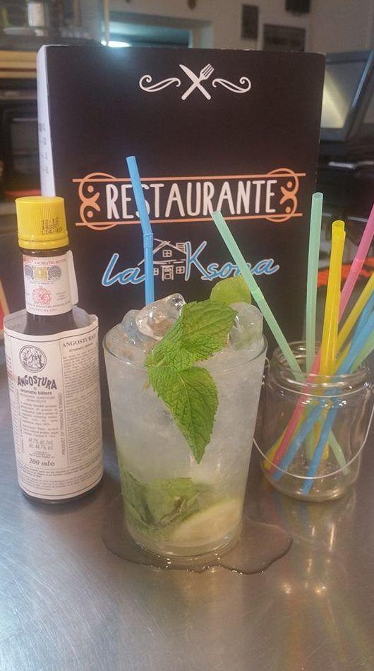 Cocktail: Nuestros platos  de Restaurante La Ksona