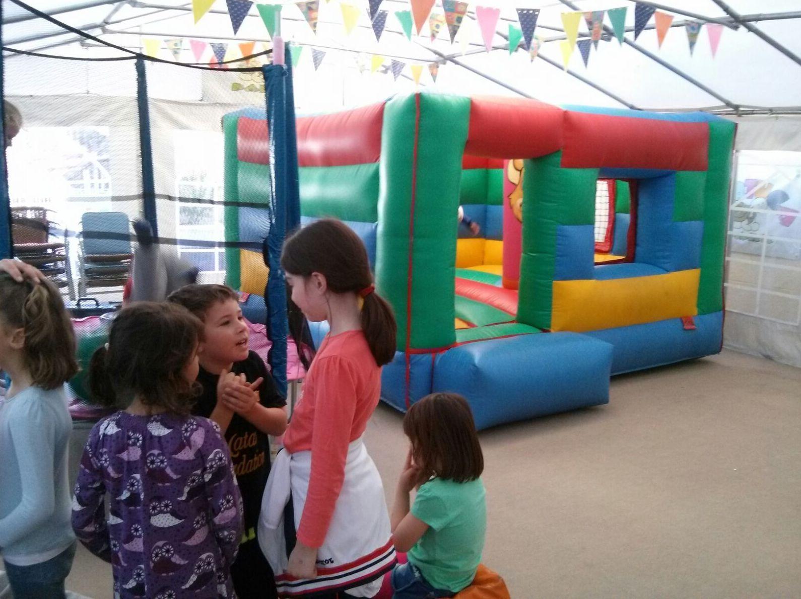 Fiestas infantiles en Torrelodones