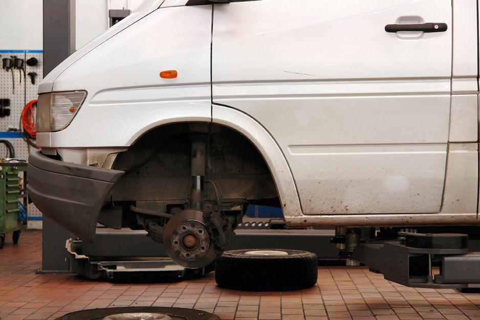 Neumáticos para vehículos industriales en Getafe