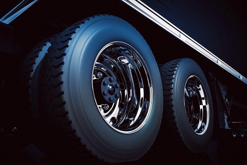 Neumáticos de camión en Getafe