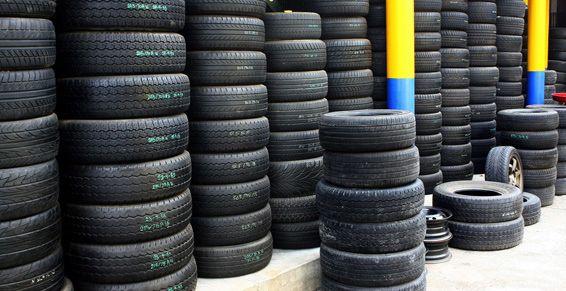 Exportación de neumáticos: Servicios de Exportación Getafe