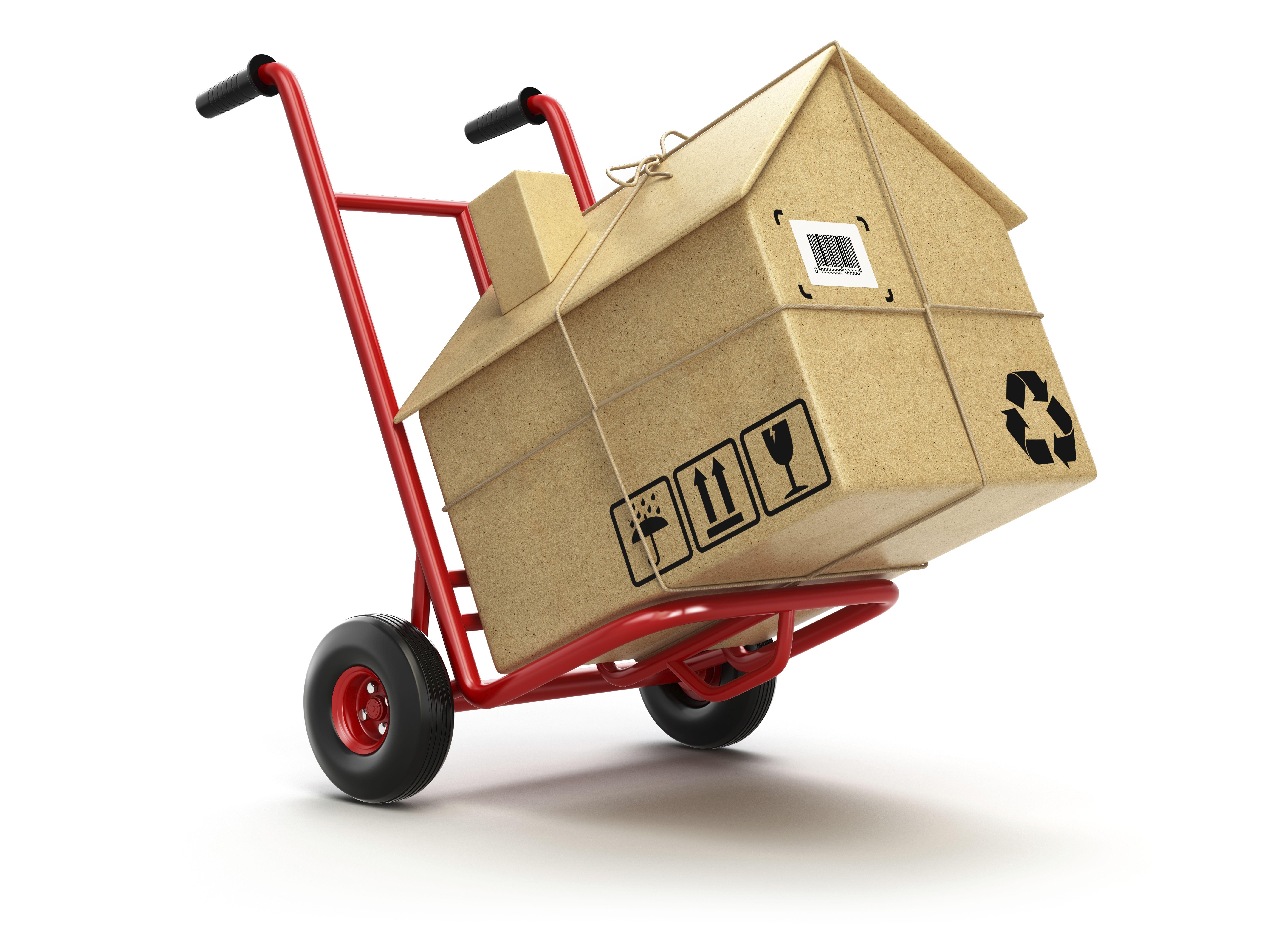 Portes pequeños: Servicios de Mudanzas y Transportes Los Caballeros
