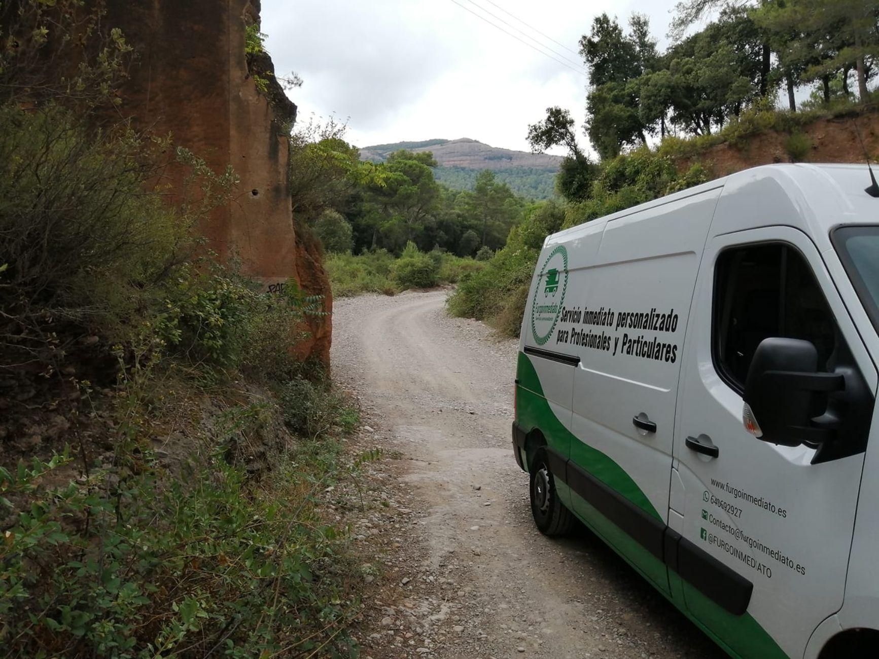Servicio de reparto en Cataluña