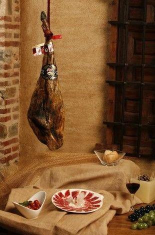 Jamon iberico bellota 50% D.O. Guijuelo Hermanitos