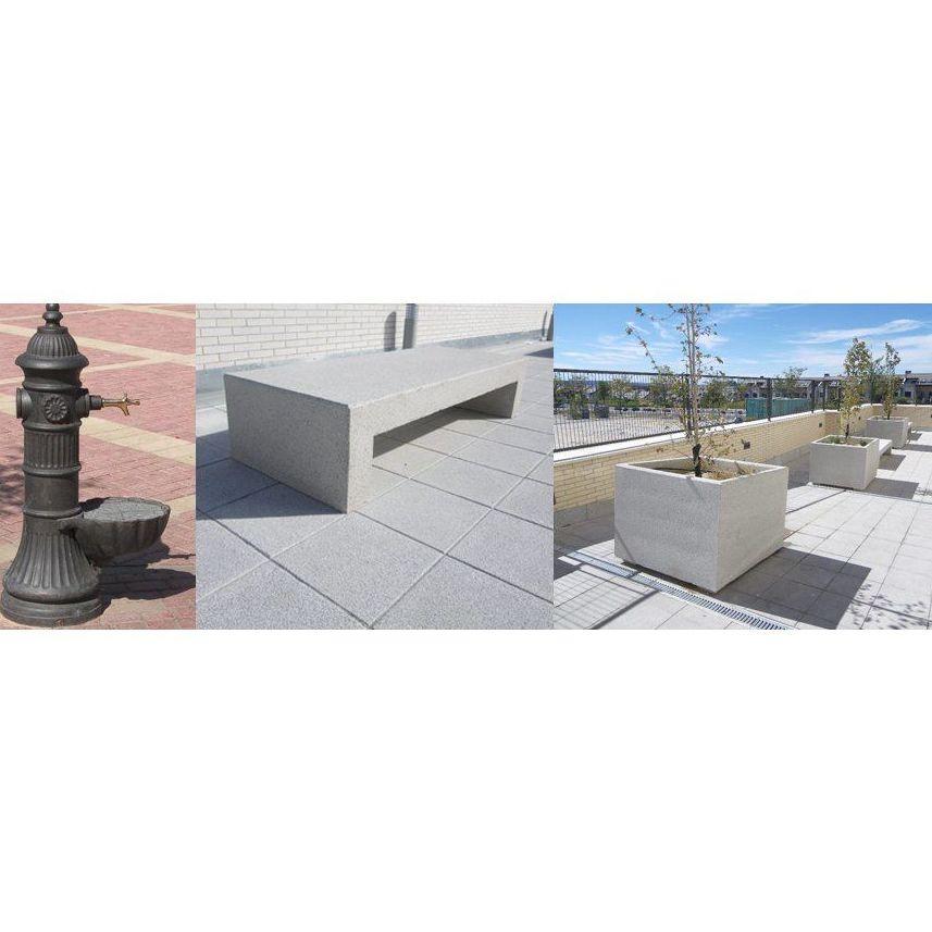Mobiliario urbano: Proyectos  de IGrin Construcciones y Servicios
