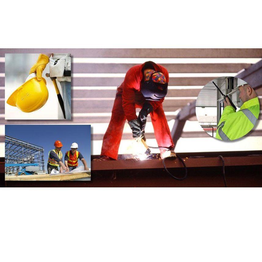 Seguridad: Proyectos  de IGrin Construcciones y Servicios