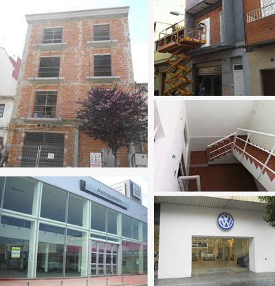 Mantenimiento de todo tipo de edificios