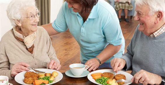 Asistencia domiciliaria personas mayores