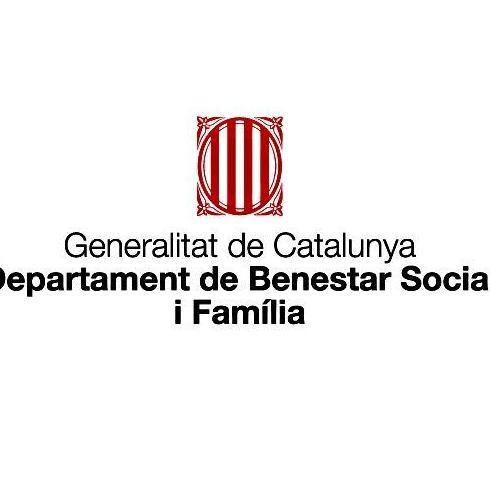 Entidad acreditada por el departamento de bienestar social y familia de la Generalitat de Catalunya
