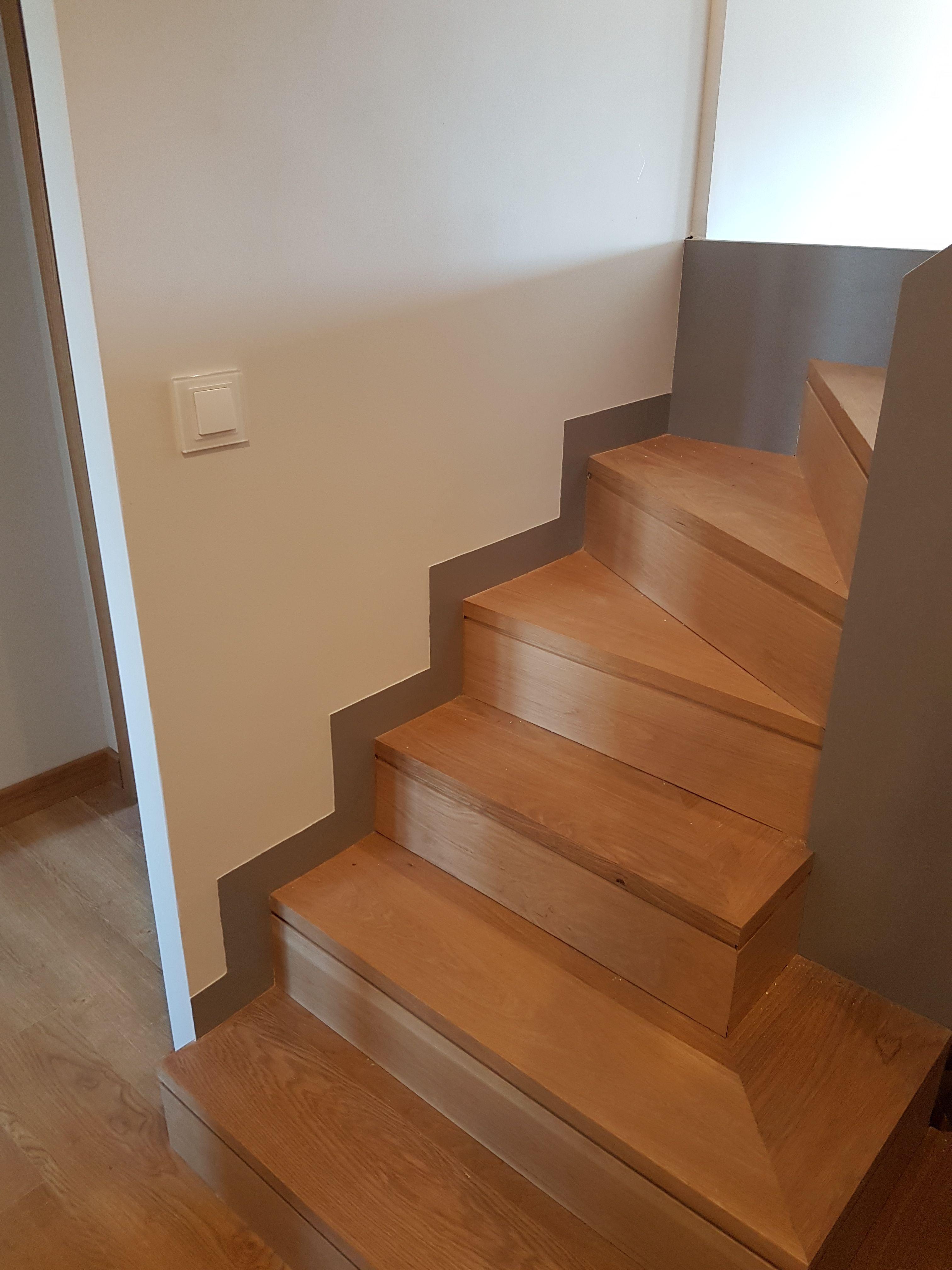 Instalación de escaleras de madera en Madrid