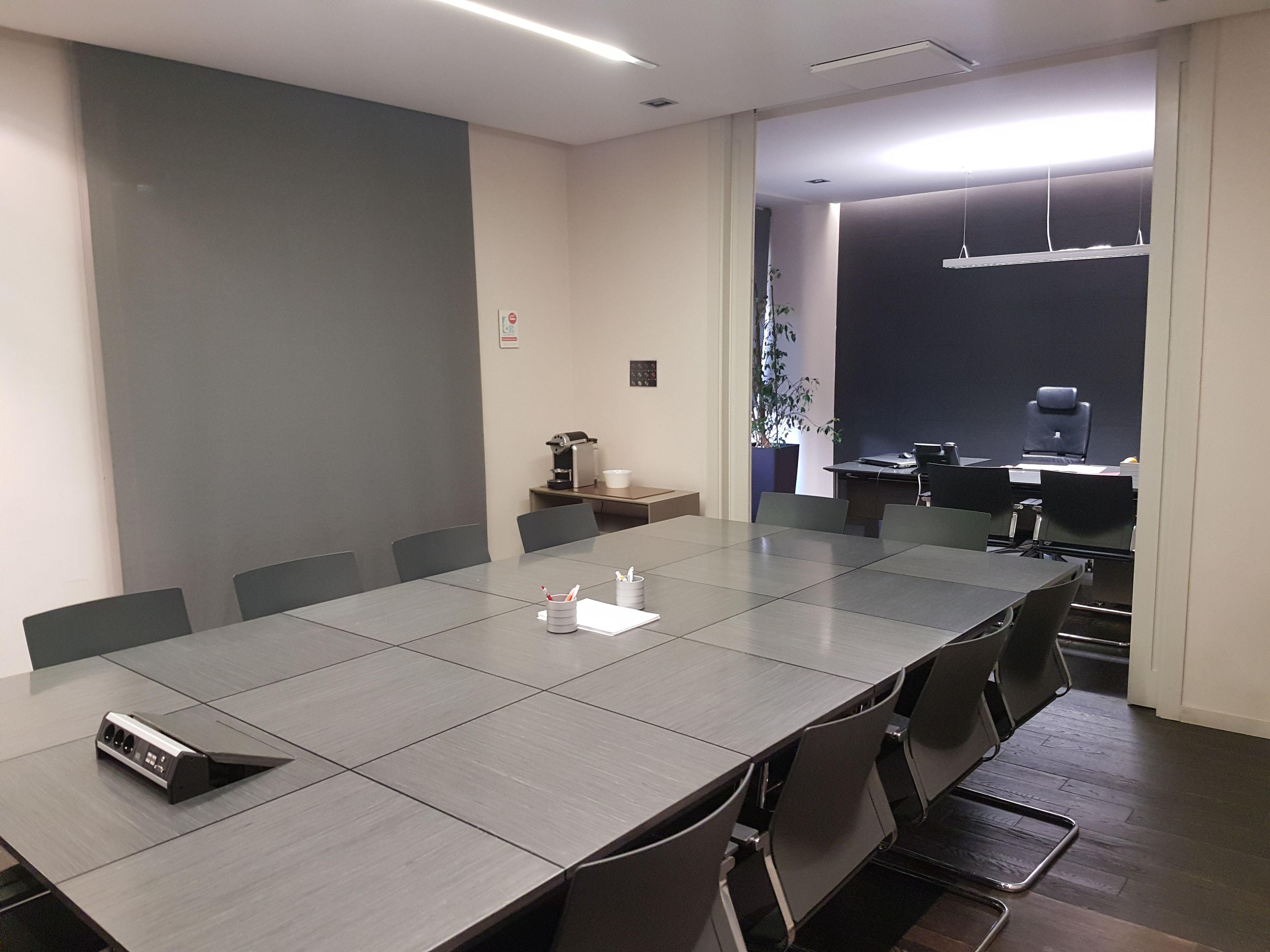 Reformas integrales de oficinas en Madrid