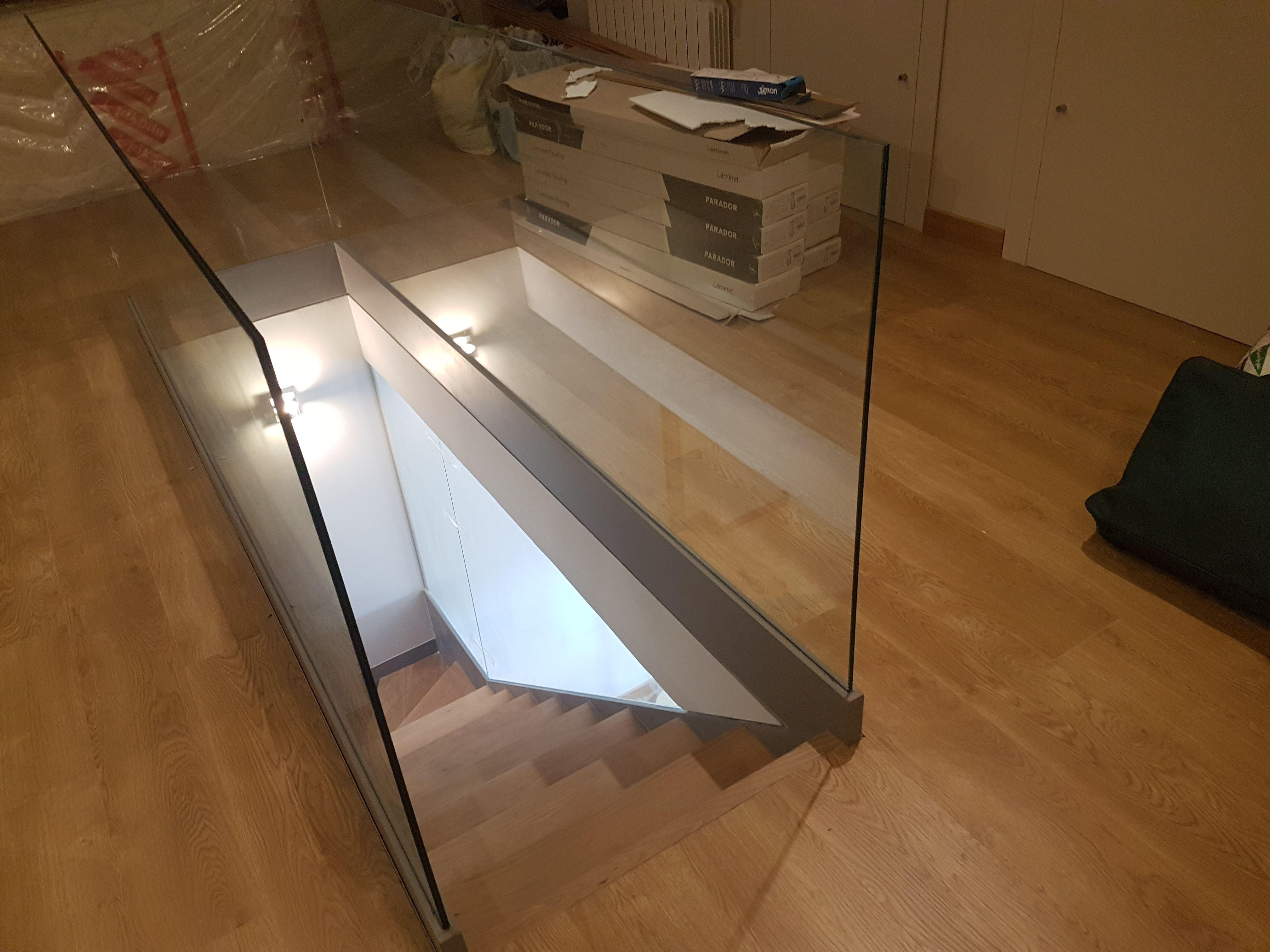 Instalación de escaleras en Madrid