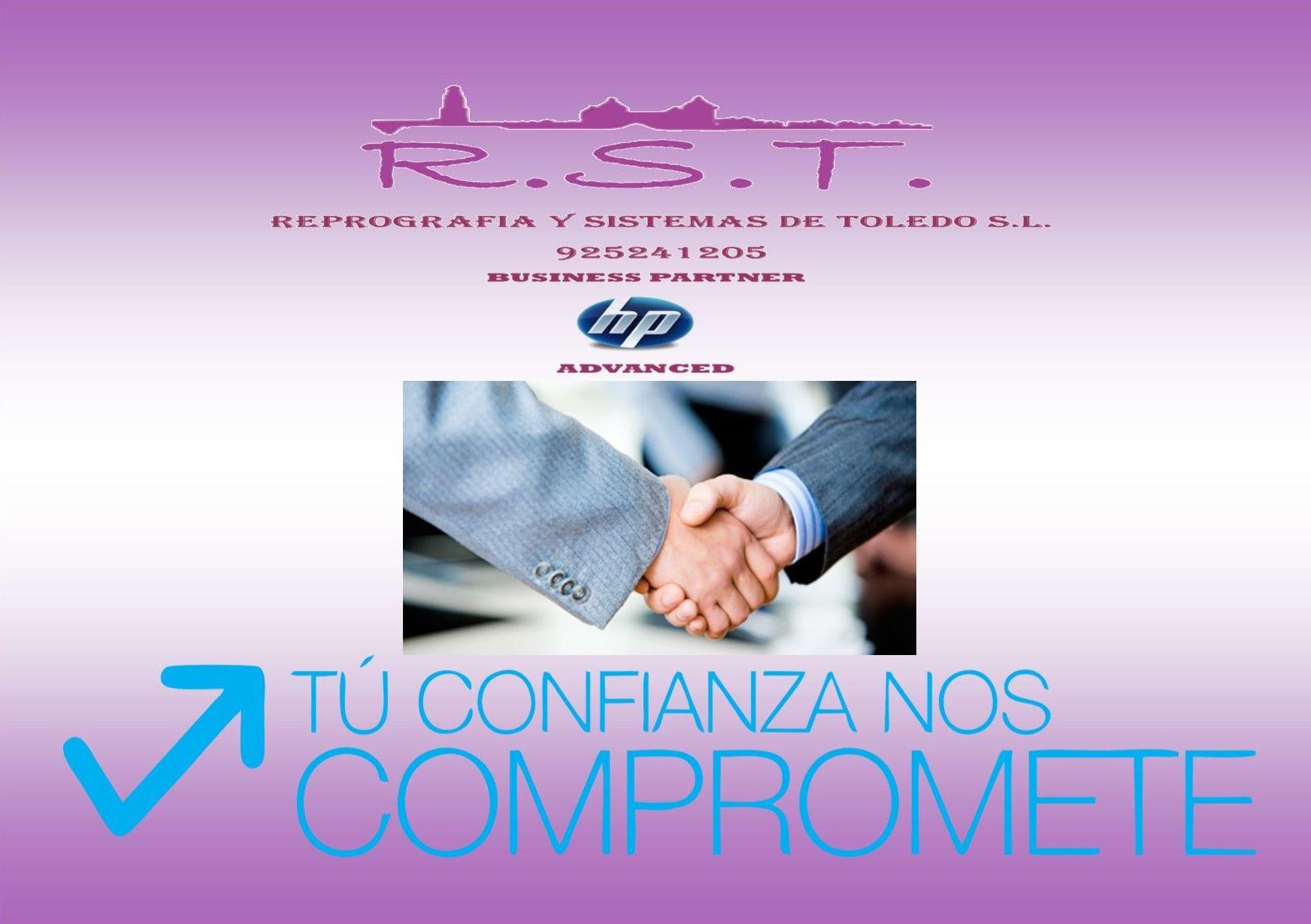 Empresa de informática en Toledo