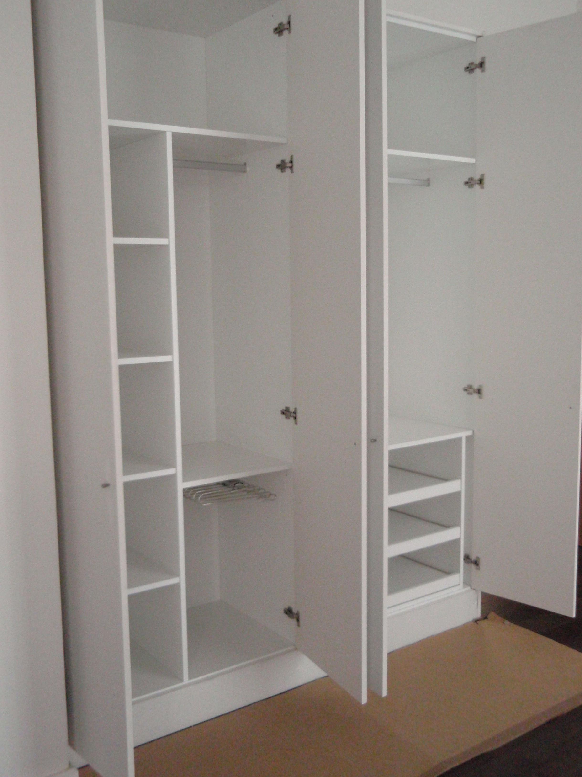 Interior del armario