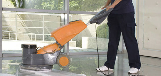 Servicio de limpieza de portales