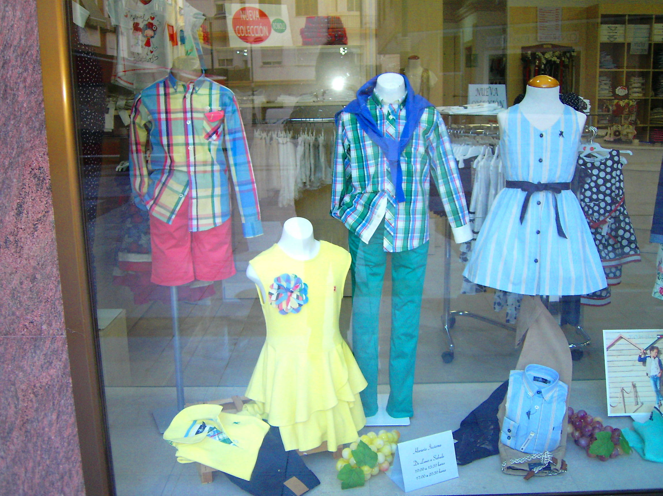 La Jaca : Moda infantil de Mimos