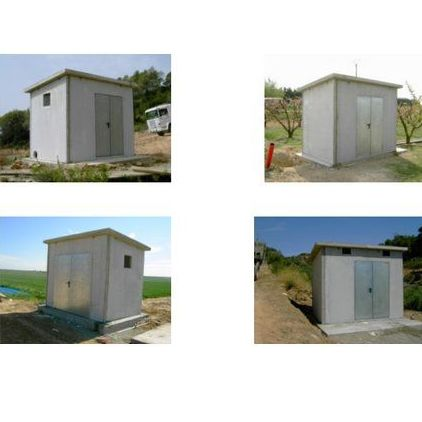 Casetas a piezas: Modelos prefabricados de Prefabricados Galano