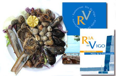 Foto 2 de Cocina marinera en Barcelona | Ría de Vigo