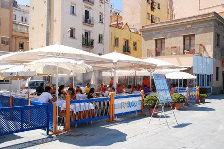 Foto 5 de Cocina marinera en Barcelona   Ría de Vigo