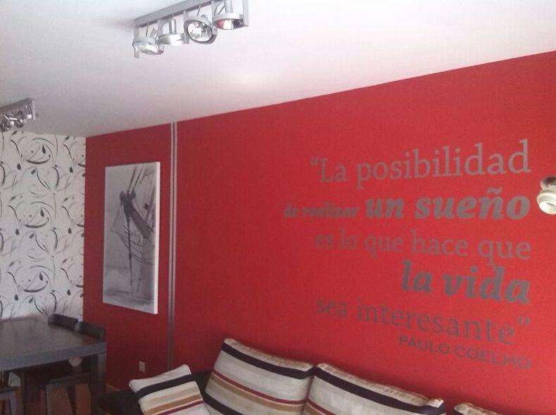 pintura decorativa en Valladolid