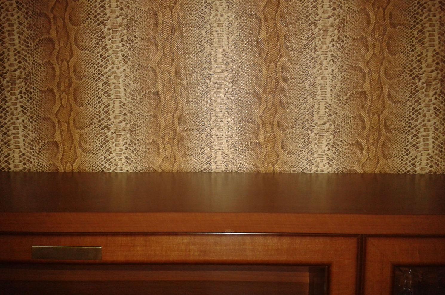 Decoración de paredes con papel