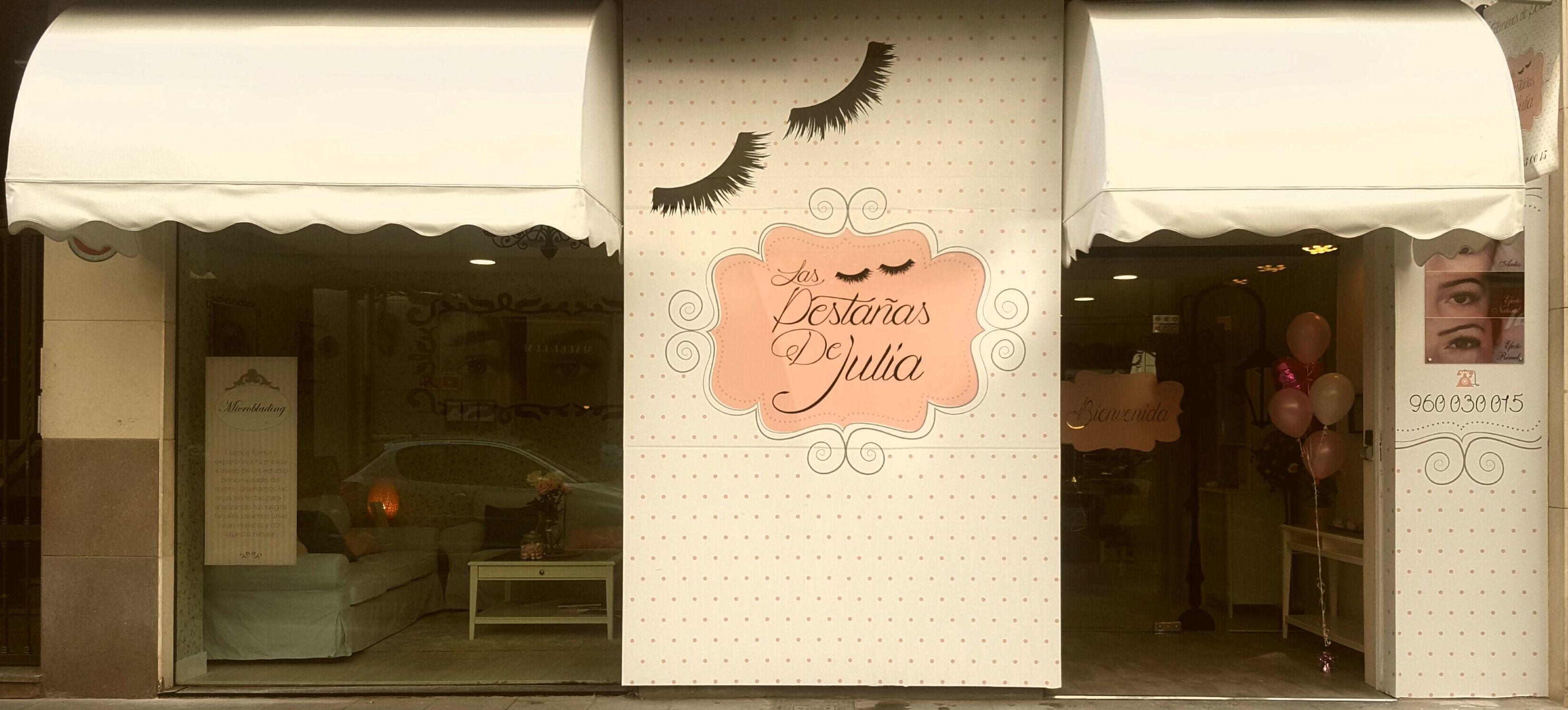 Foto 14 de Centros de estética en València | Las Pestañas de Julia. Calle Conde Salvatierra 8