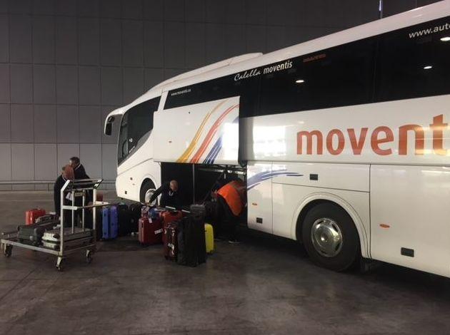 Foto 2 de Recogida de equipaje en el Aeropuerto del Prat en El Prat de Llobregat | Transeaba Porters