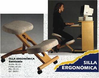 Silla ergonómica: Productos de Bricolatge Martí