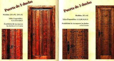 Puertas: Productos de Bricolatge Martí