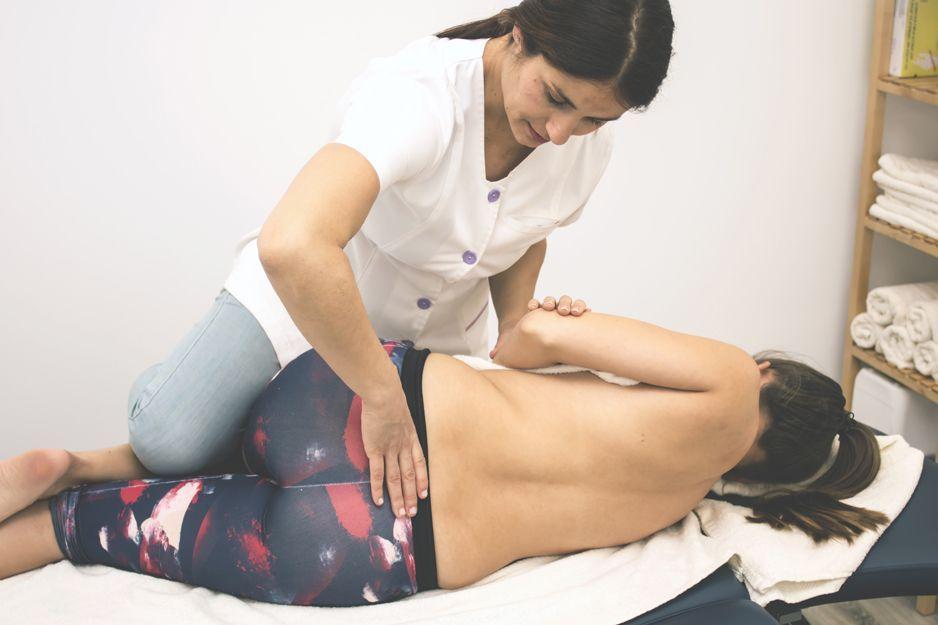 Fisioterapia & osteopatía: Servicios de Trainme Studio