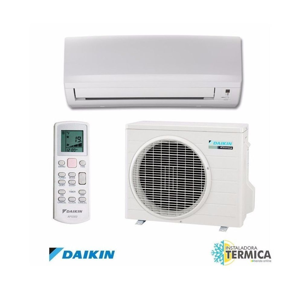 Daikin TXB35 C: Productos de Valle Gas Clima