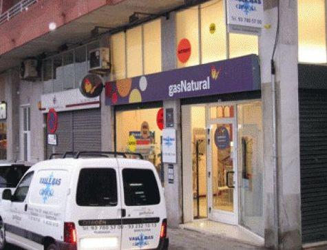 Exterior de nuestra tienda