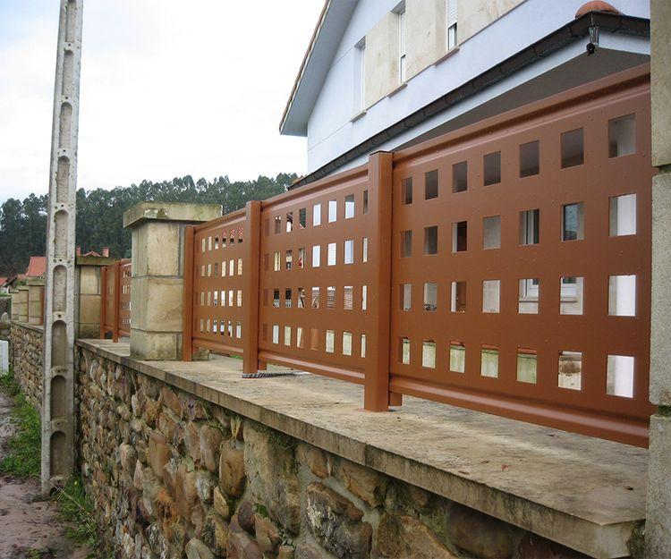 Fabricación e instalación de cerramientos metálicos en Cantabria