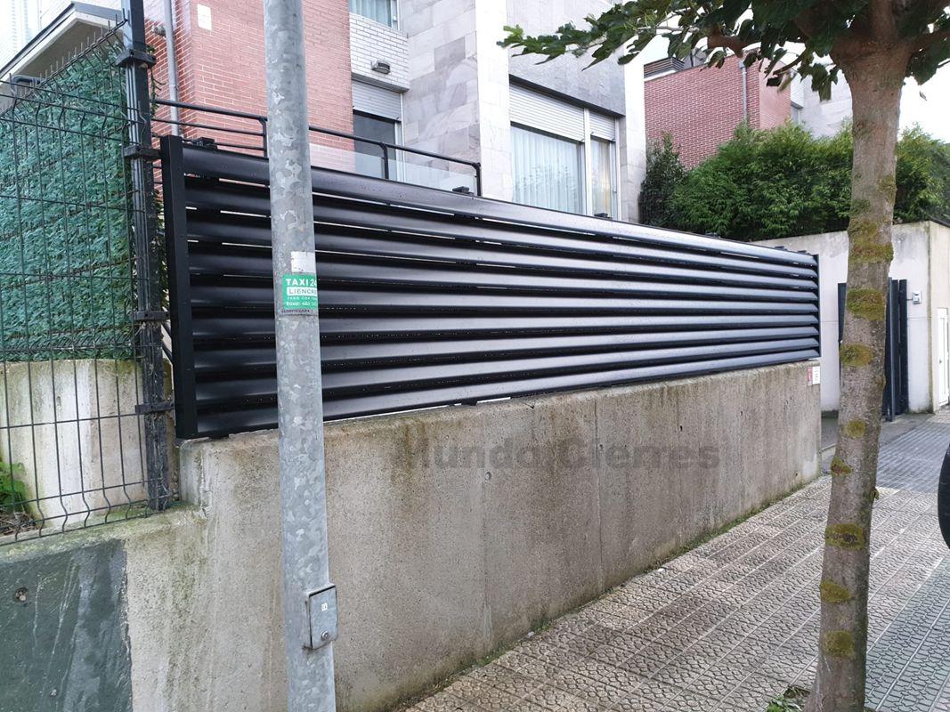 Empresa de cerramientos en Cantabria