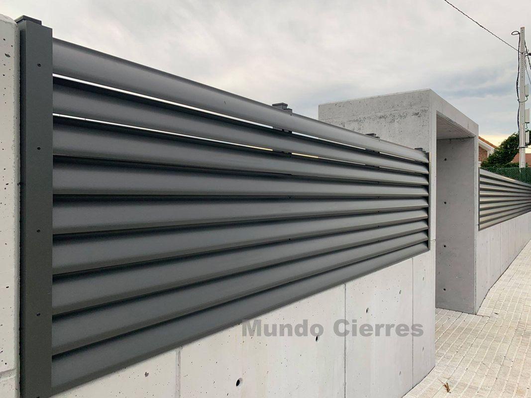 Empresa de cerramientos metálicos en Cantabria